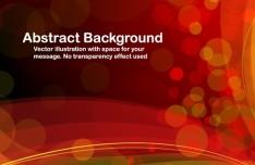 Bending Light Lines Background Vector 03