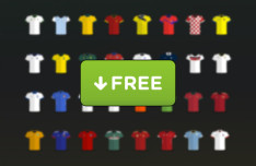 FIFA World Cup 2014 Jersey