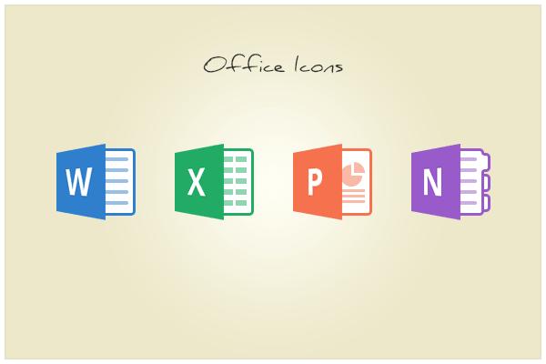 Microsoft Excel Logo 2014 Free Flat Microsoft Of...