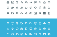 60 Mini Web Icons