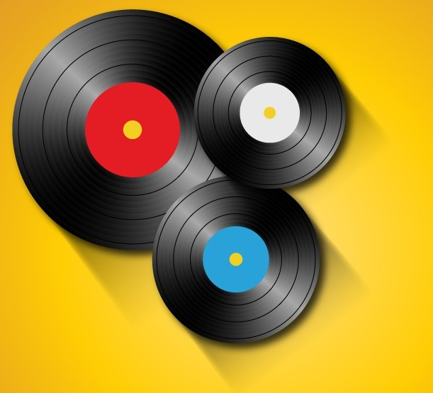 Pics For Gt Vinyl Records Vector