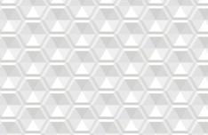 3D Hexagon Pattern Vector