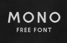 MONO Font