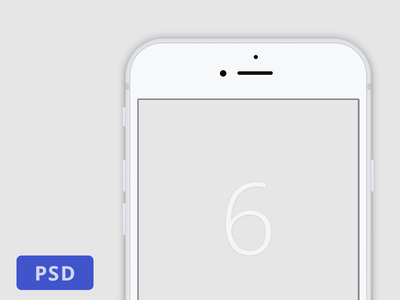 iphone 6 template free minimalist white iphone 6 template psd titanui 11428