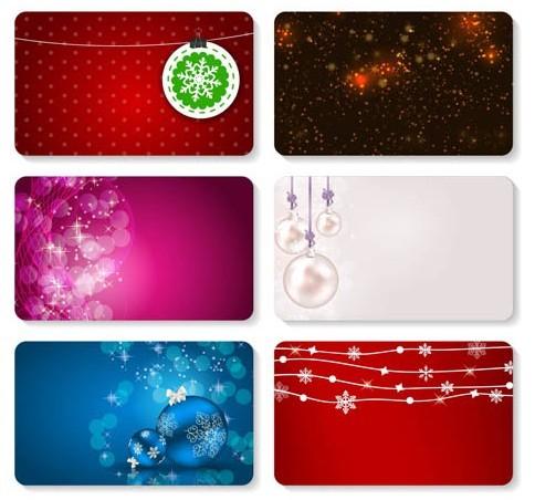 Christmas card templates christmas card templates set of 6 card flashek Gallery