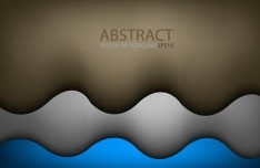 Abstract Business Background Vector 02