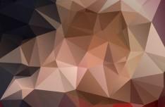 Modern Polygon Background Vector 01