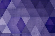 Abstract Violet Rhombus Background Vector