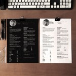Ultra Minimal Resume/CV Template