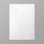 Blank Poster Mockup Template PSD