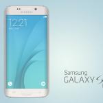 Samsung Galaxy S6 Edge Mockup PSD