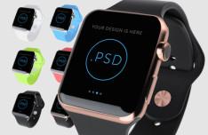 Apple Watch Templates & Mock-ups