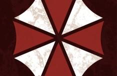Umbrella Corporation Logo Resident Evil Vector