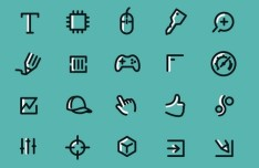 TOOLBOX - Simple Vector Icon Set