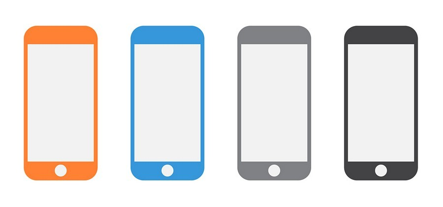 free iphone vector shapes titanui