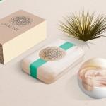 Cosmetic Branding Display Mockup PSD