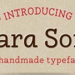 Lara Soft Hand Made Font