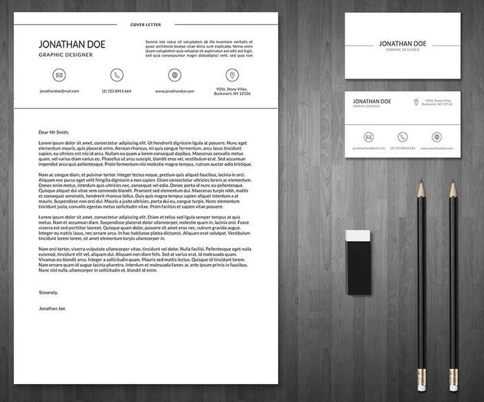 free 3 resume business card templates psd titanui