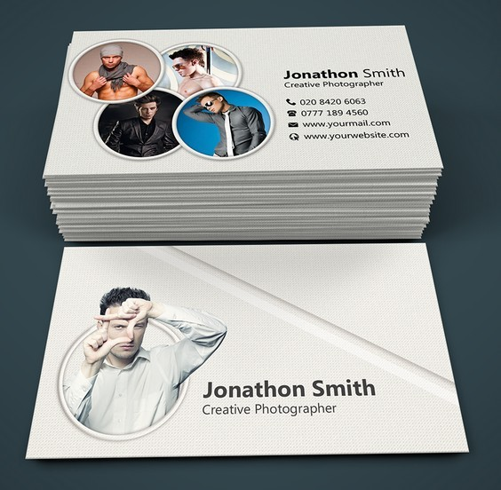 Printable photography business card template photographer free modern photography business card templates psd titanui business cards for photographers templates flashek