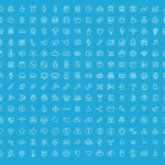 280 Office & General Icons (EPS, PNG, SVG)