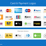 Credit Card & Payment Logos & Icons