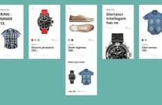 Simple Clean Shop Mobile UI Kit PSD