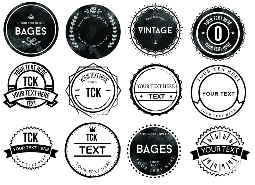 free 20 vector badge logo icons titanui