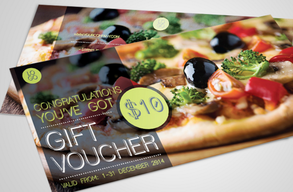Free realistic gift voucher template psd titanui yadclub Images