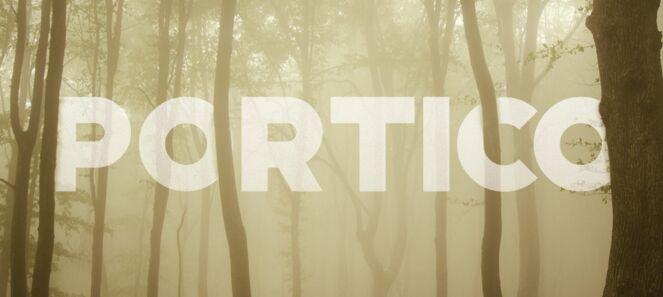 Portico Font Download