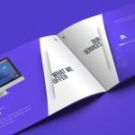 Carsive Brochure & Magazine Templates PSD