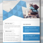 Modern & Creative Flyer Template PSD