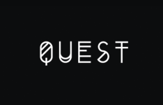 QUEST Display Typeface