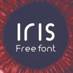 Iris Font