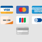 Flat Vector Credit Cards