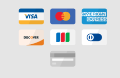 Flat Vector Credit Cards