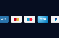 5 Minimal Credit Card Vector Icons