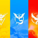 Pokémon GO Team Logos Vector