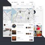 Barmanly Mobile App UI Kit PSD