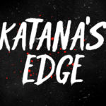 Katana's Edge Brush Font