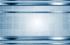 blue-metal-tech-background-vector