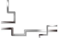 Sleek Metal Wire Vector