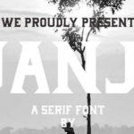 Janji Typeface