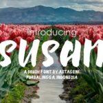 Susan Brush Font