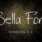 Bella Handwritten Font