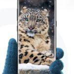 Editable Realistic Samsung Galaxy S8 Mockup PSD
