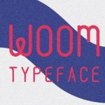 WOOM Font