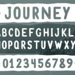 Journey Typeface