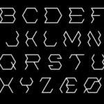 Hexonny Typeface