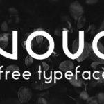 Nova Rounded Font