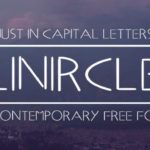 Linircle Display Font
